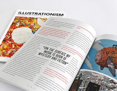 Illustrationism Magazine