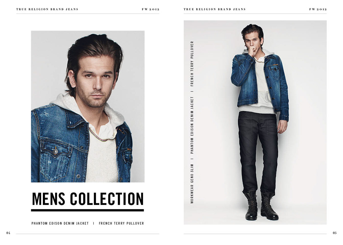 True Religion : Fall 2012