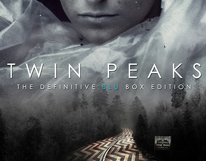 Twin Peaks - Blu-ray Box Set Design