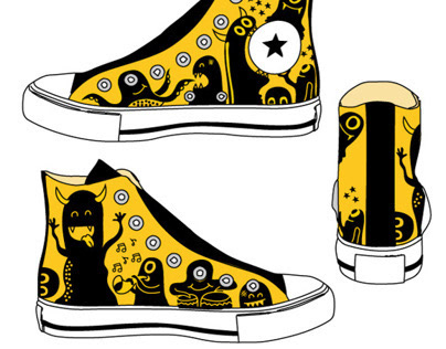 Illustrations - Converse