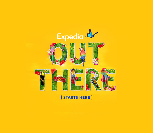 Expedia - Out There Starts Here