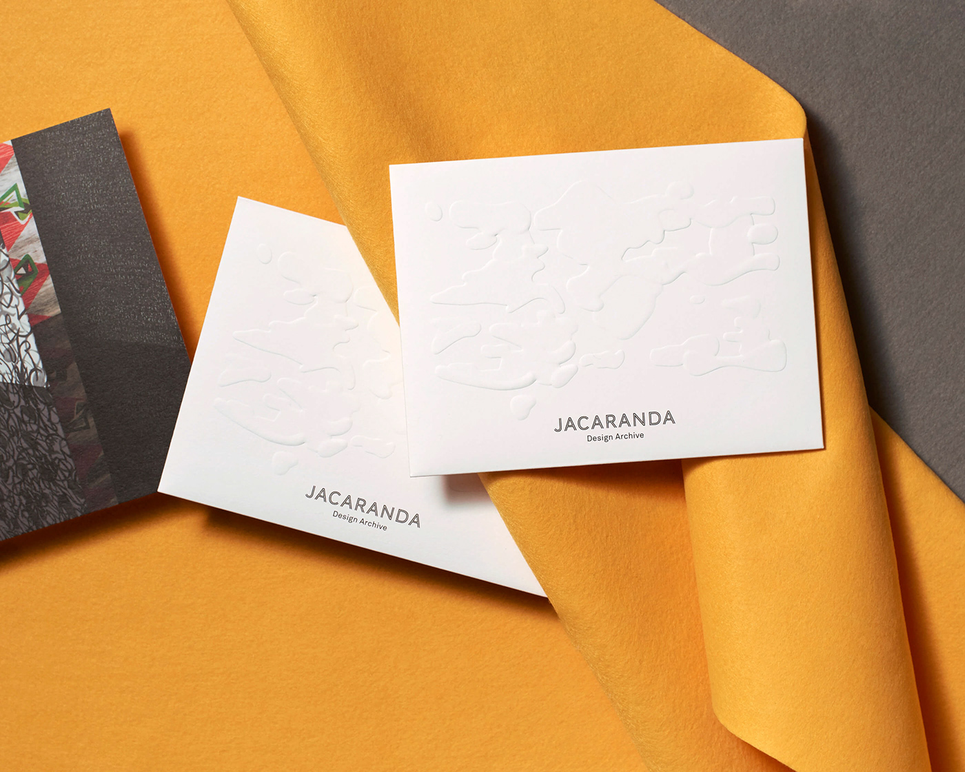 Jacaranda Design Archive _ New Identity
