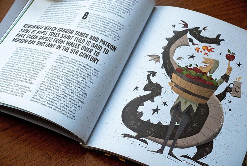 HotRumCow. Magazine.