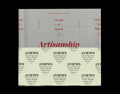 Artisanship | Communication Z-Bine Publication