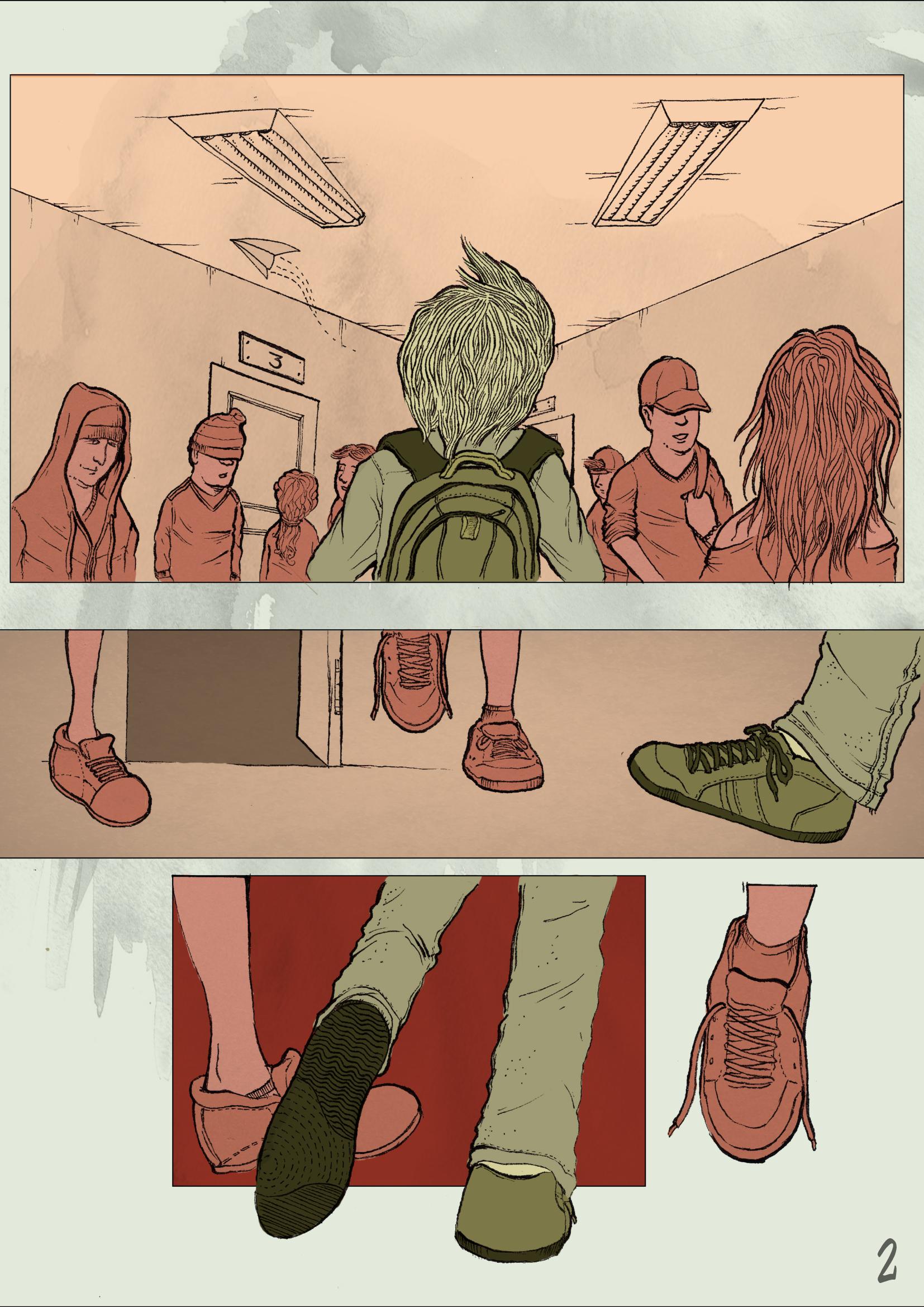 Dia Perfeito - Comic Book