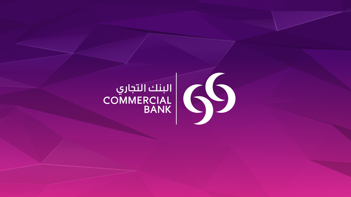 Exhibition Stand Commercial Bank Qatar