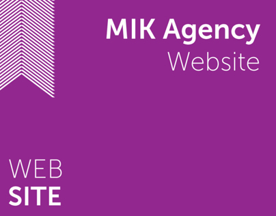 MIK Agency Website