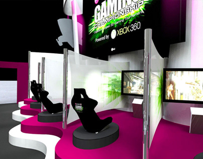 Booth Design: LG Electronics