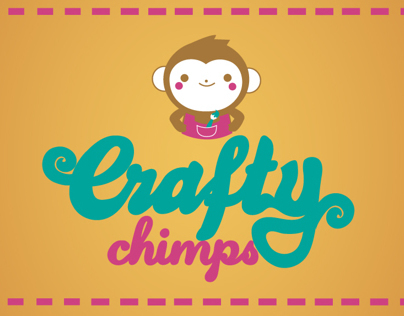 Crafty chimps Corporate Identity