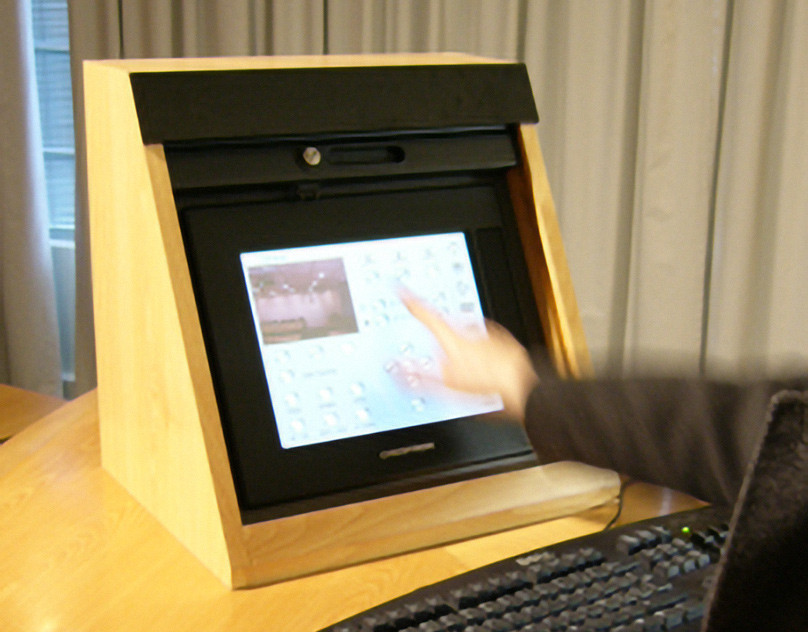 NeoAula Touchscreen Control Panel