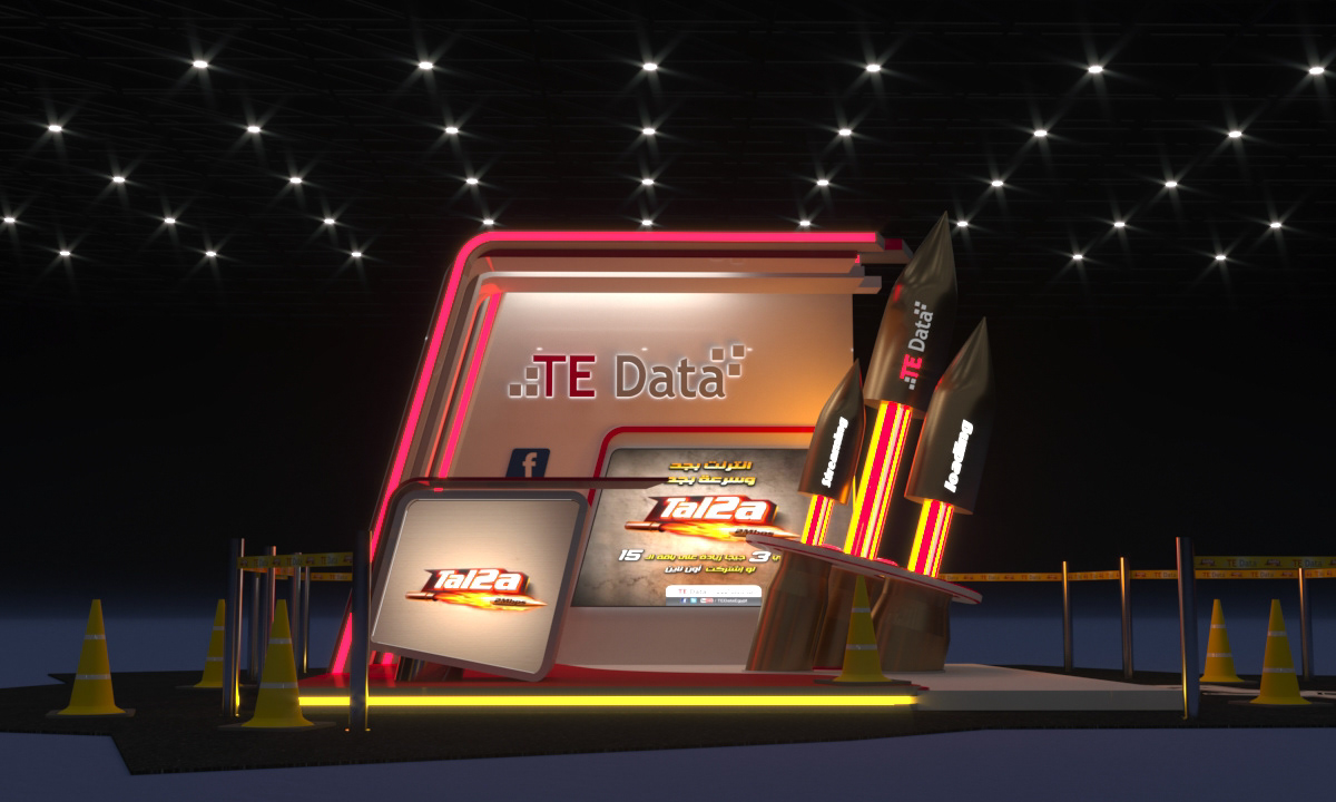 TE Data -Tal2a Booth