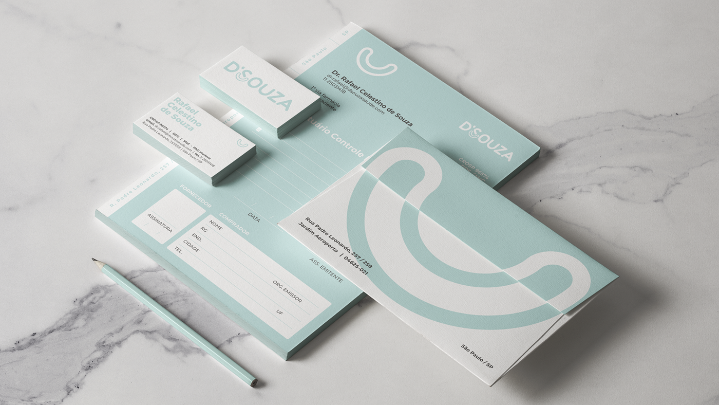 DSouza  - Visual Identity