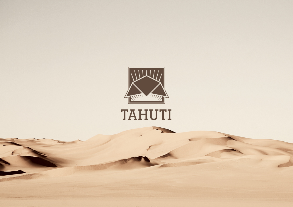 Tahuti Visual Identity