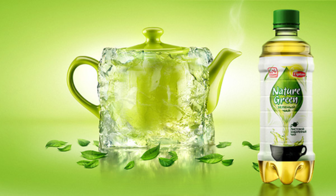 Lipton Nature Green