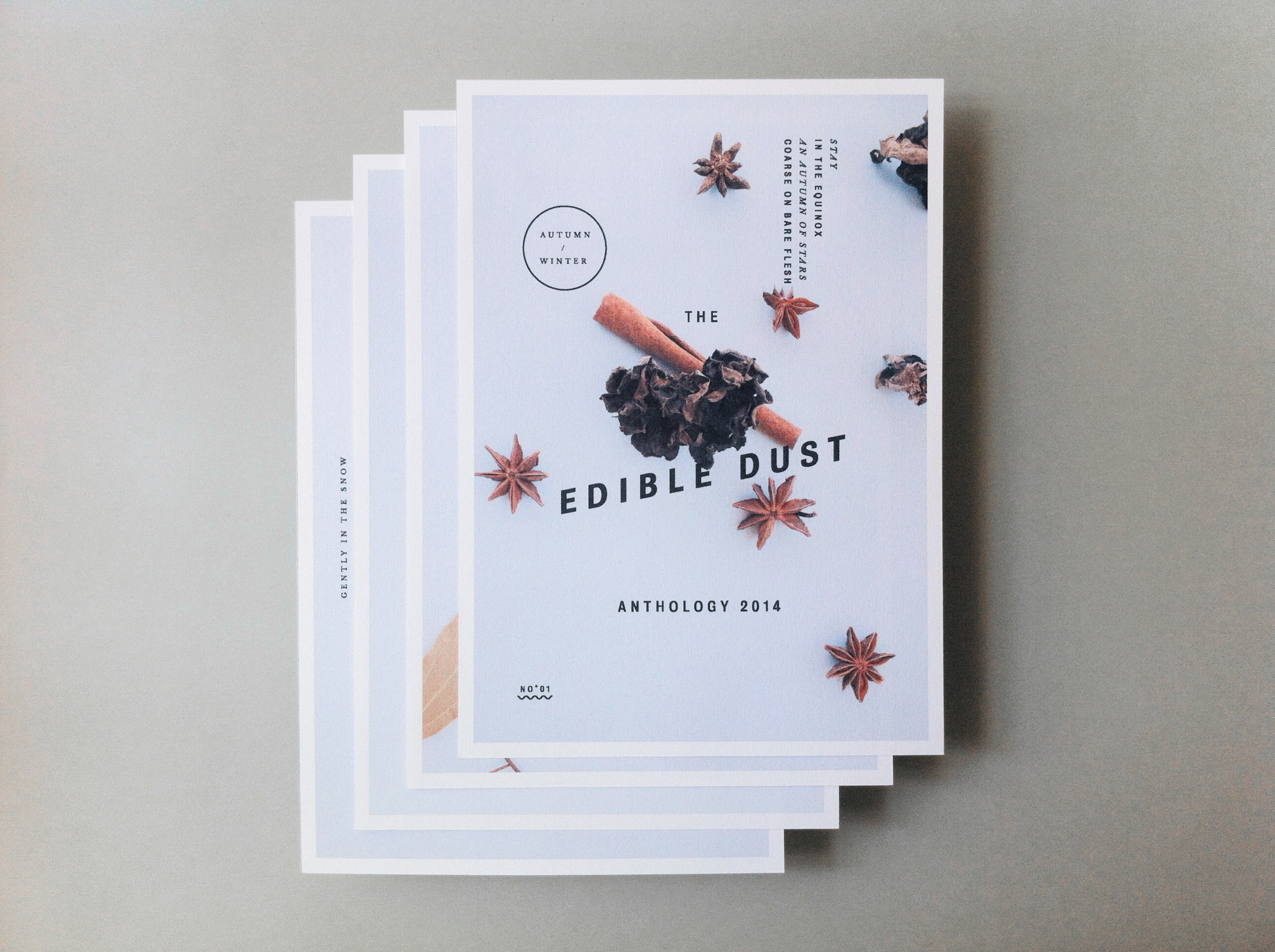The Edible Dust Anthology