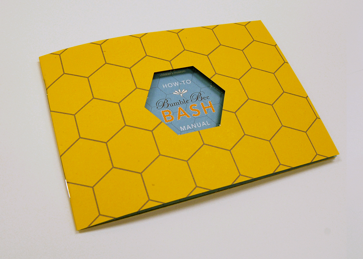 2012 Bumble Bee Bash Annual Fundraiser Invitation
