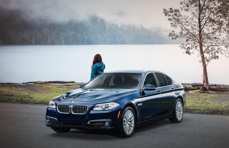 BMW - Tour The Olympic Peninsula