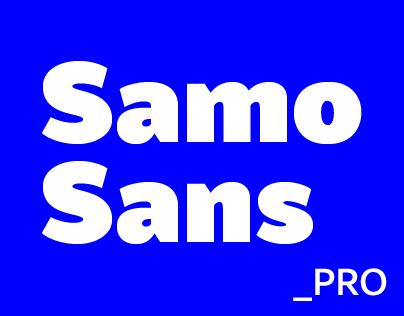 Samo Sans Pro