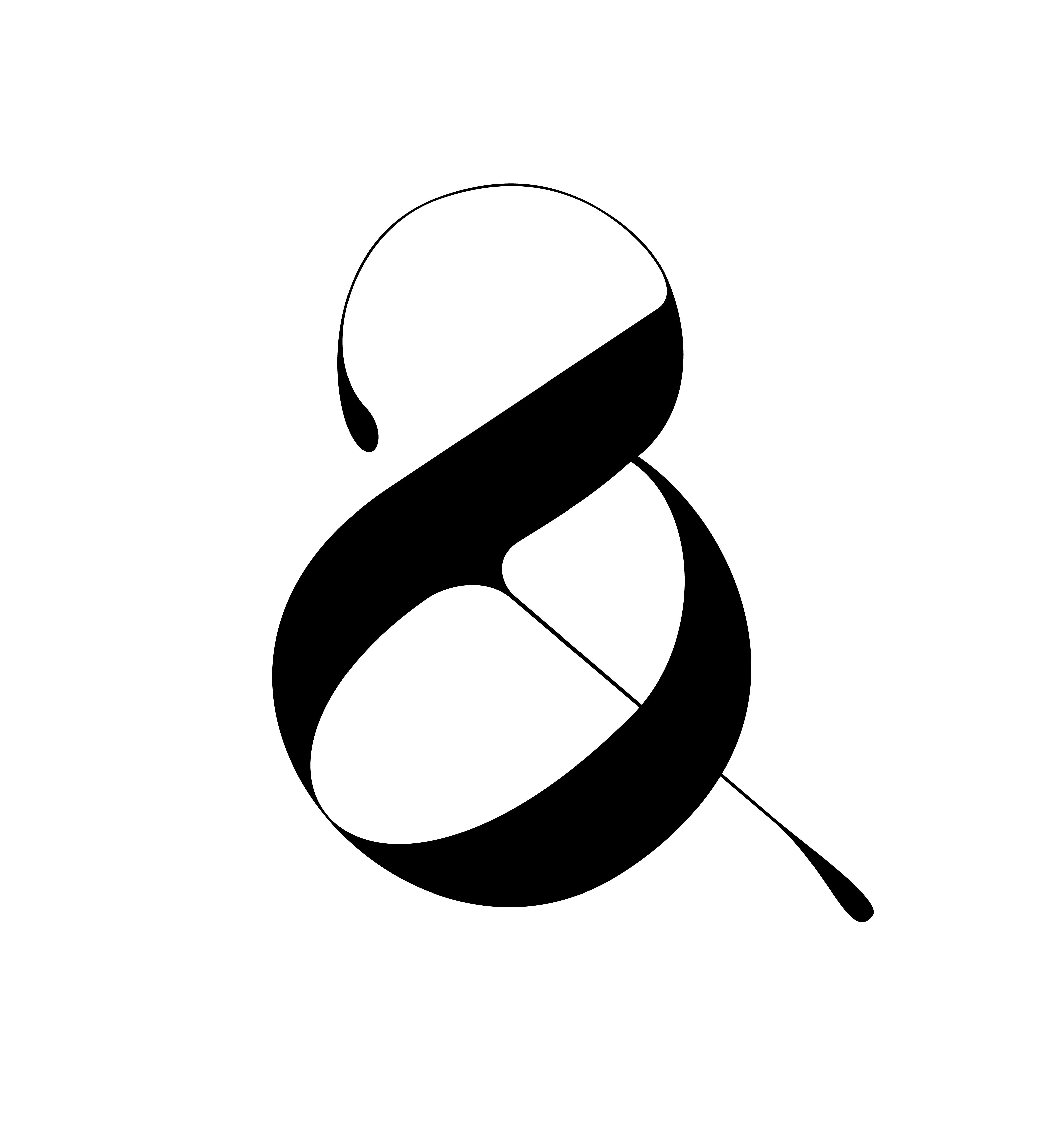 Playful Ampersand by Moshik Nadav Typography