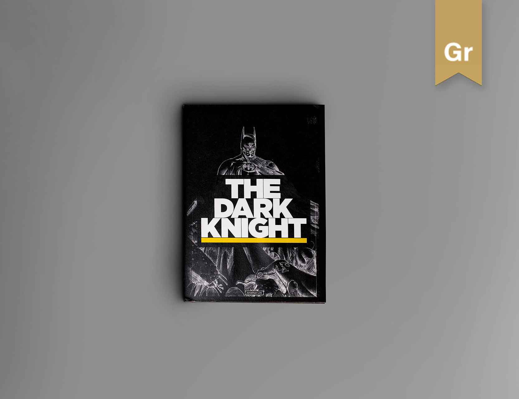 The Book of Dark Knight