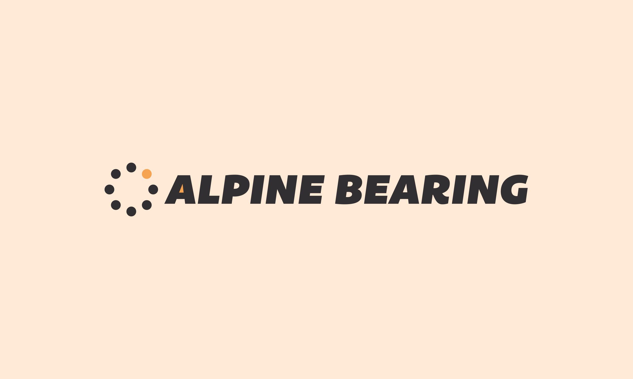 ALPINE BEARING ANNUAL REPORT
