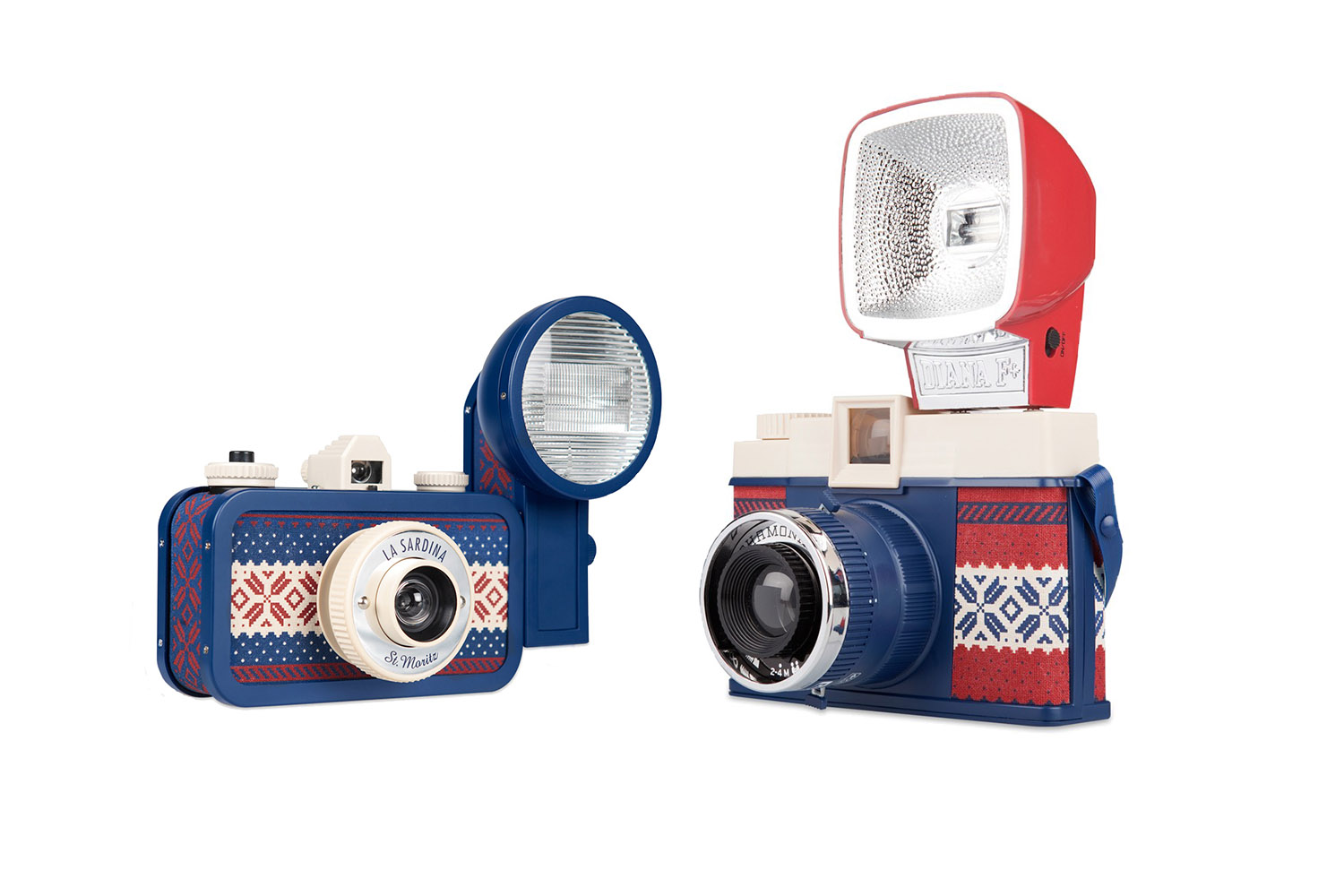 Lomography Winter Edition Cameras 2013