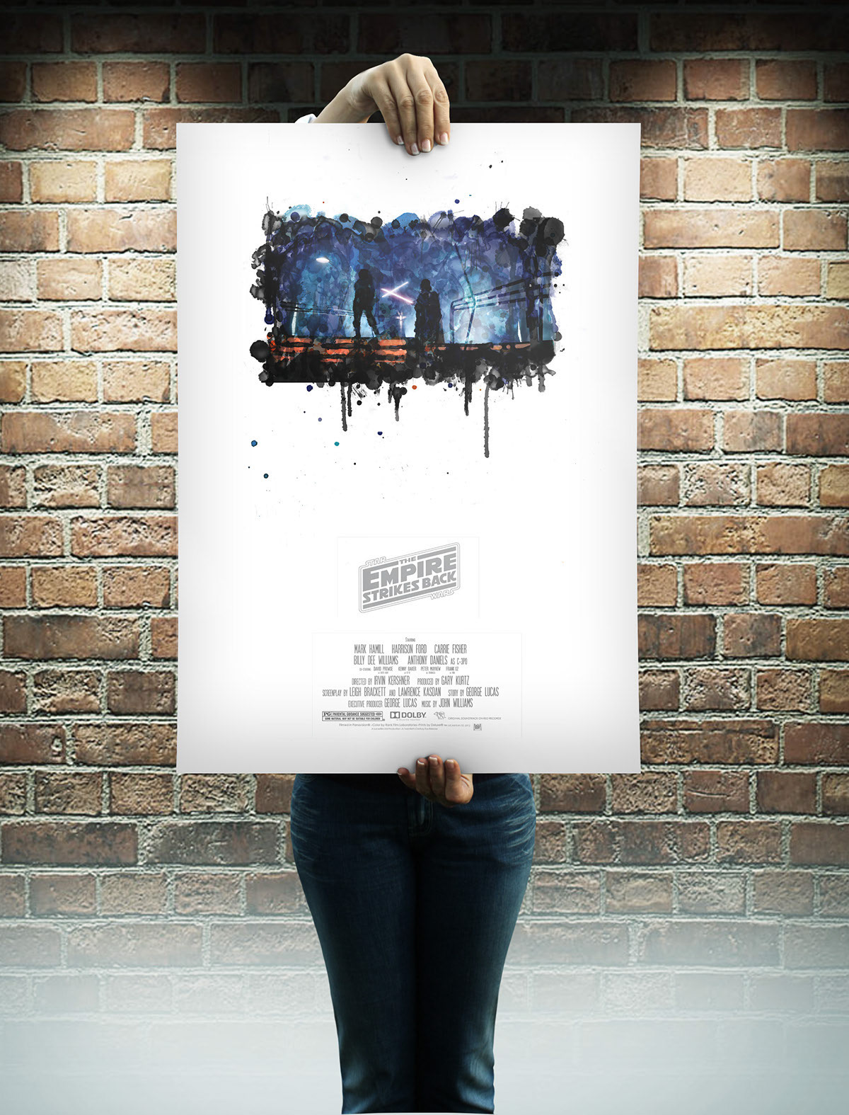 ESB Illustration/Poster
