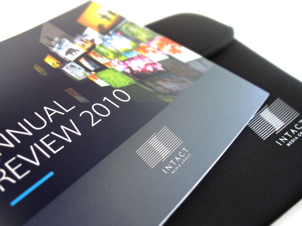 Annual Report 2010 - INTACT Media Group
