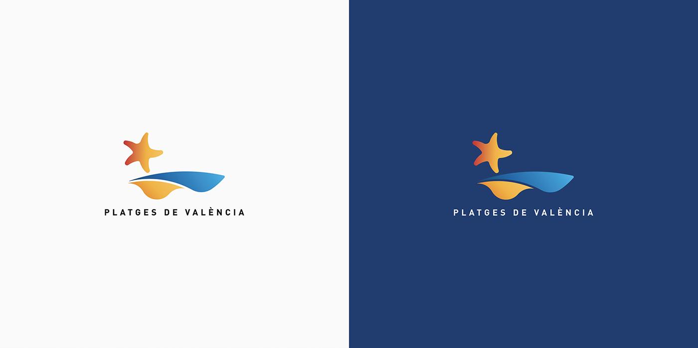 Logo Design · Ayuntamiento de Valencia