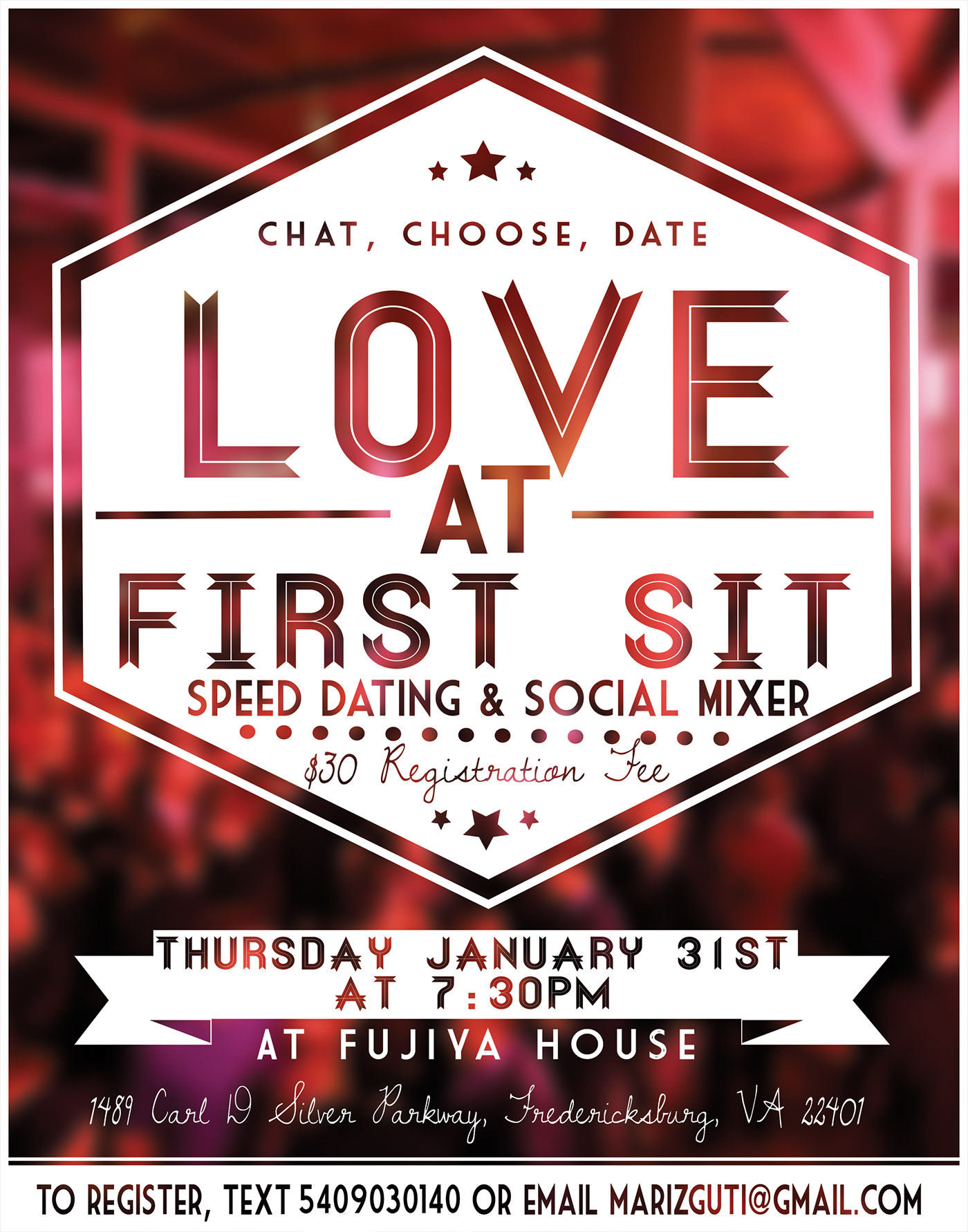 project speed dating