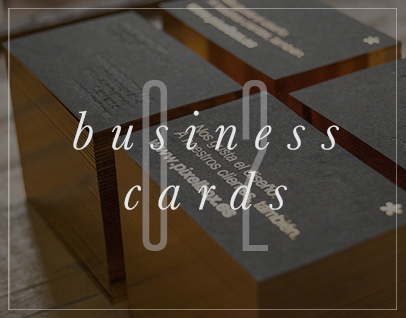 Business Cards (II)