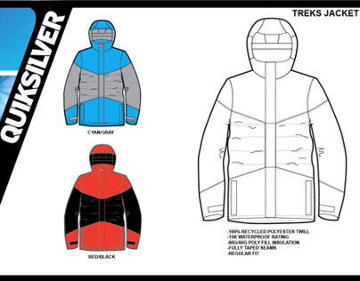 Proposed Outerwear Garments