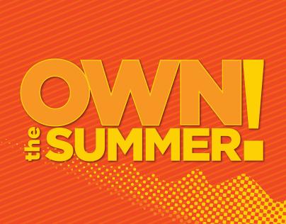 Kids Foot Locker / Own The Summer