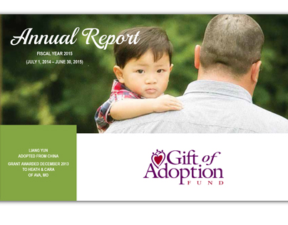 Pro Bono work for Gift of Adoption