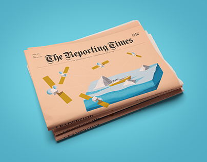 The Reporting Times - Issue 2