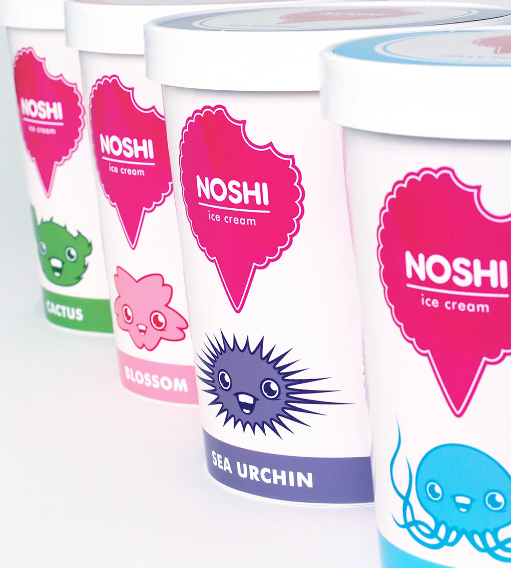 Noshi Ice Cream