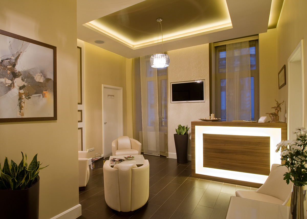 Dental surgery Interior Design