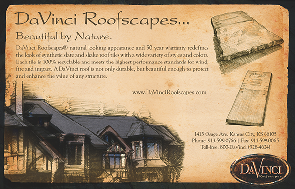 Davinci Roofscapes 2008-2010