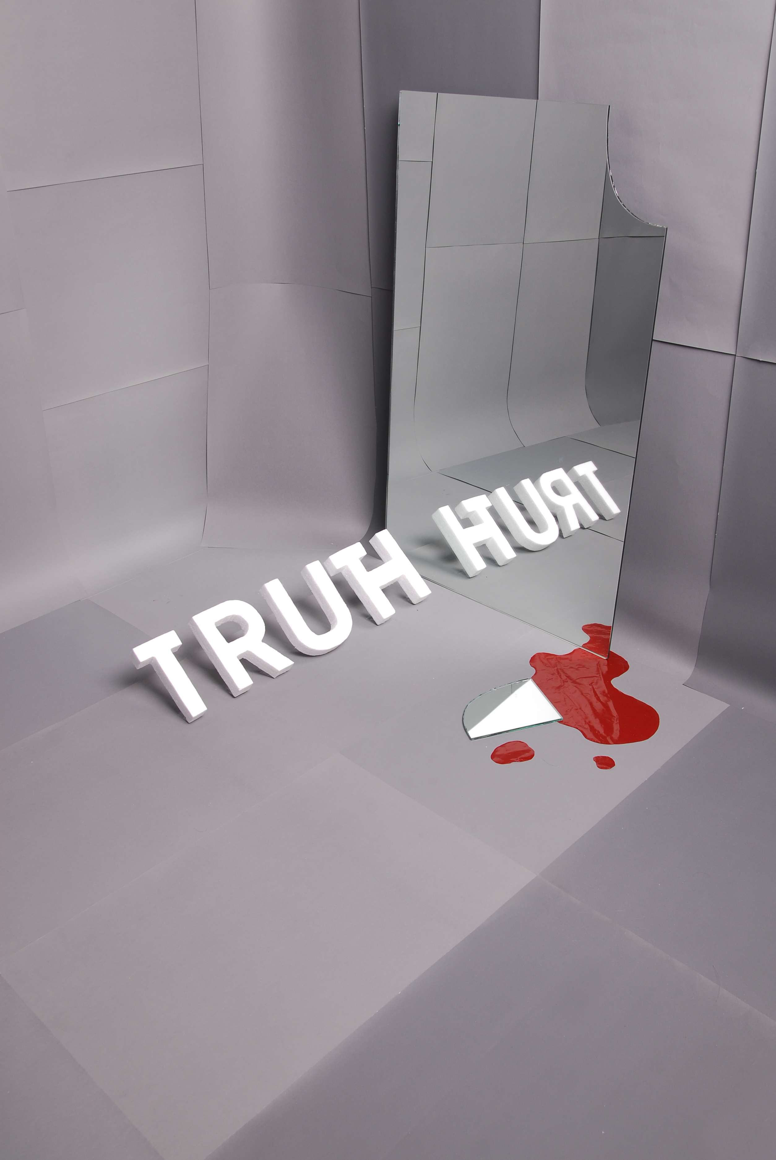 TRUTH DOES HURT