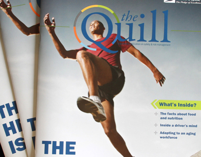 The Quill   The Health Issue