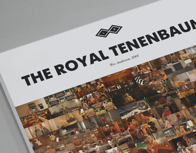 Постер «The Royal Tenenbaums»