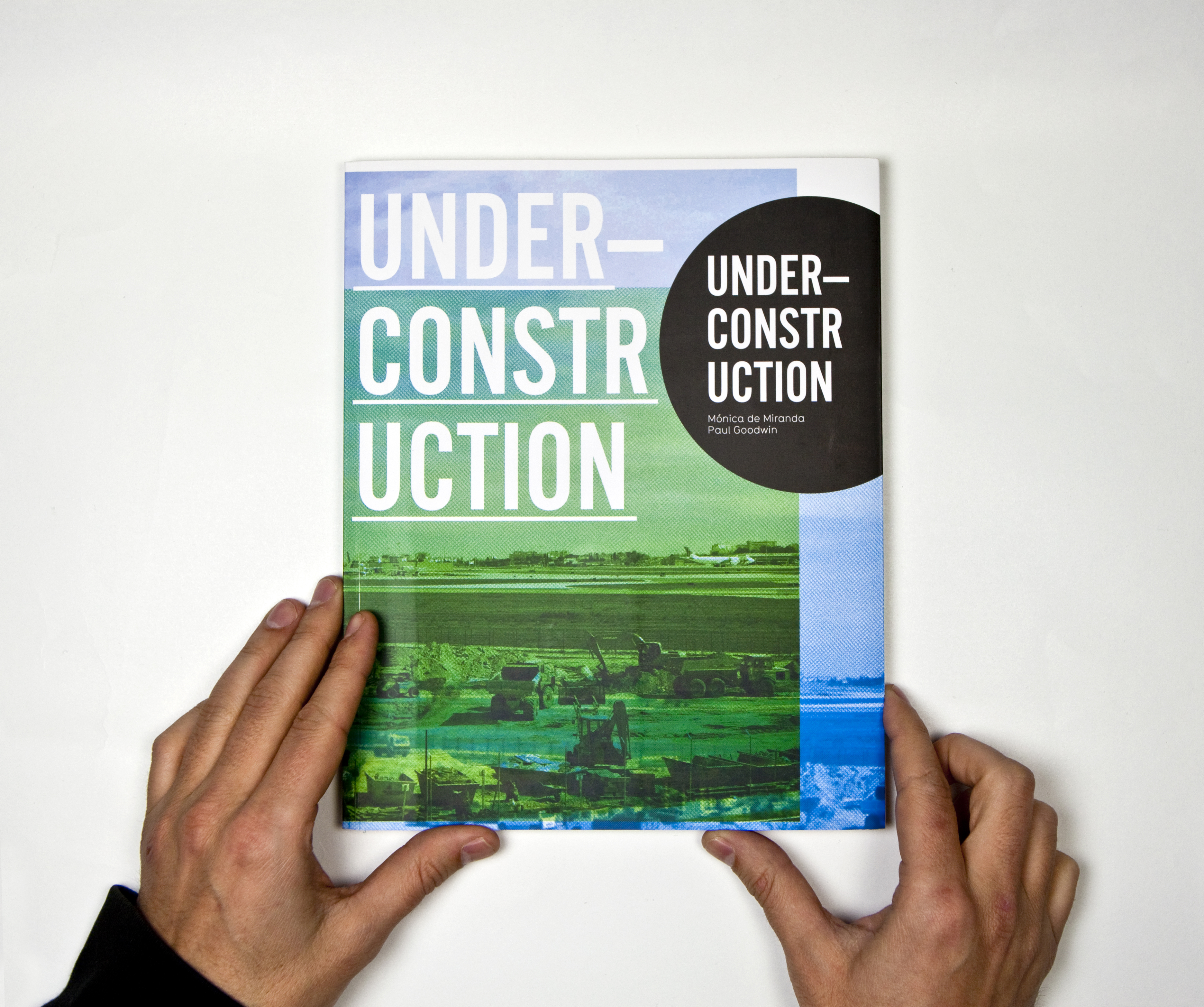Underconstruction Book