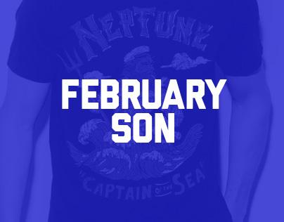Sailor Danny & FEBRUARY SON