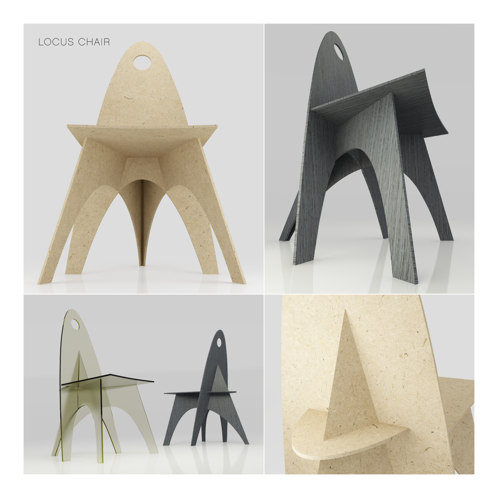 Locus Chair Design