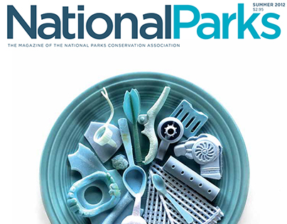 National Parks Magazine: Award-Winners