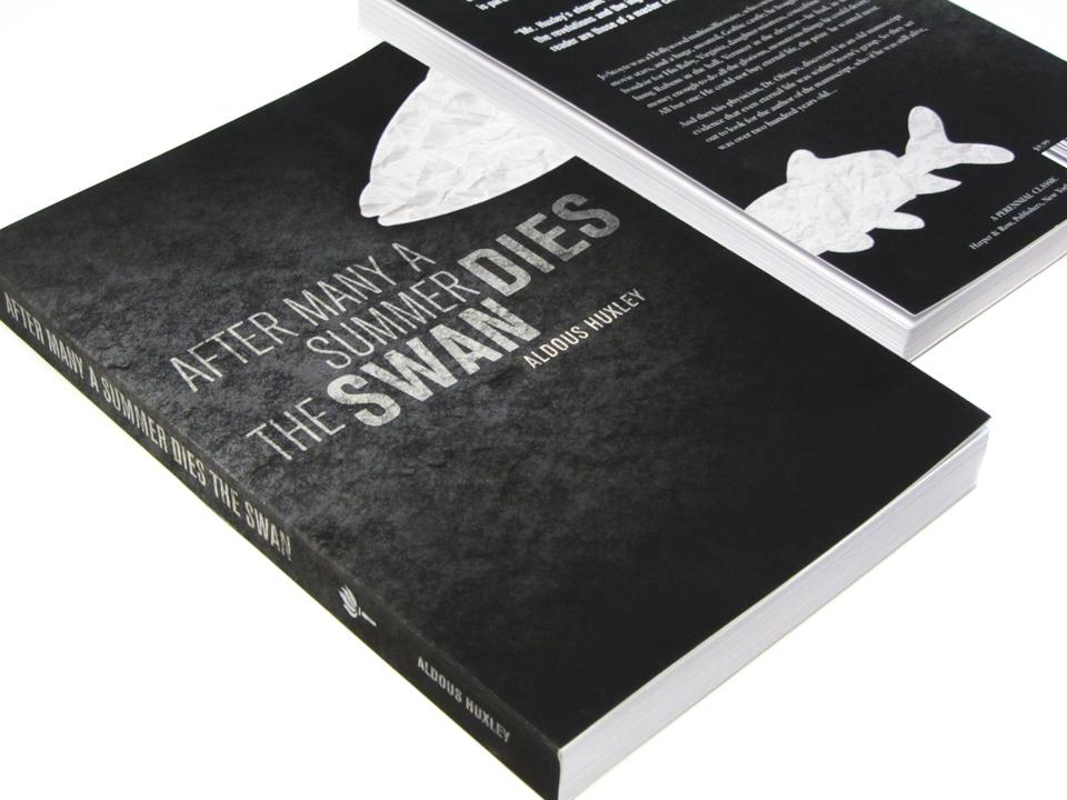 Aldous Huxley Book Design