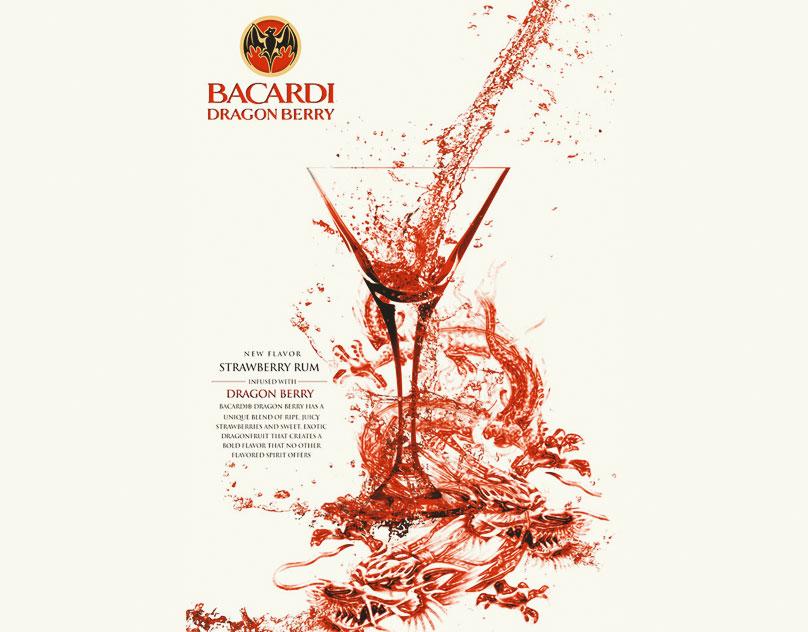 Bacardi dragons soul