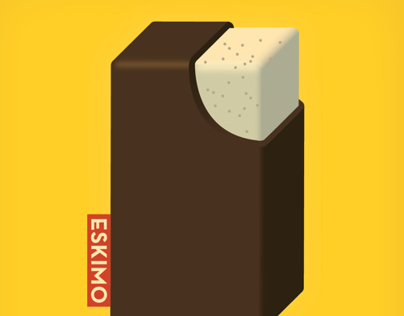 Eskimo - Hansens Ice Cream