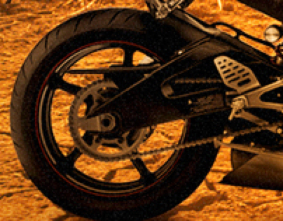 Yamaha / When complexity of nature becomes mechanical