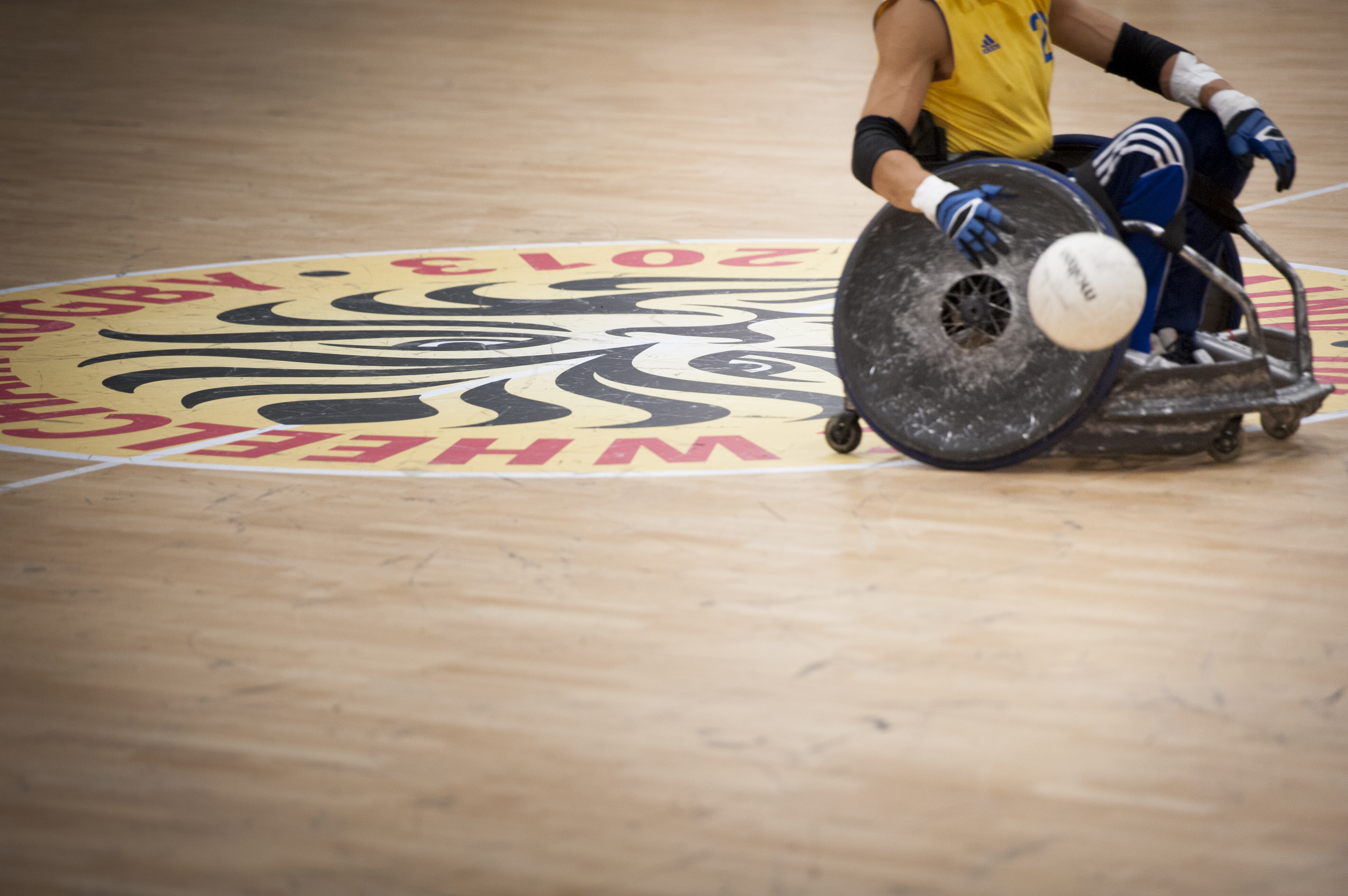 Wheelchair Rugby International Championship